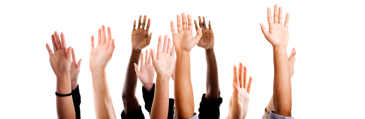 Qué levante la mano… el que no repartió ni una tarjeta