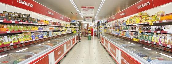 Señalética supermercados