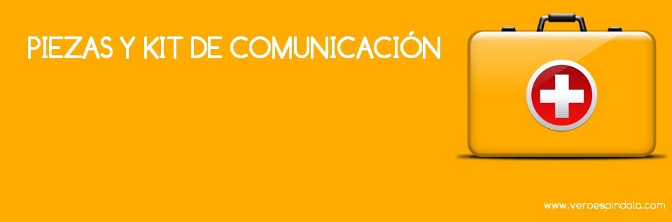 Piezas y kit de comunicación