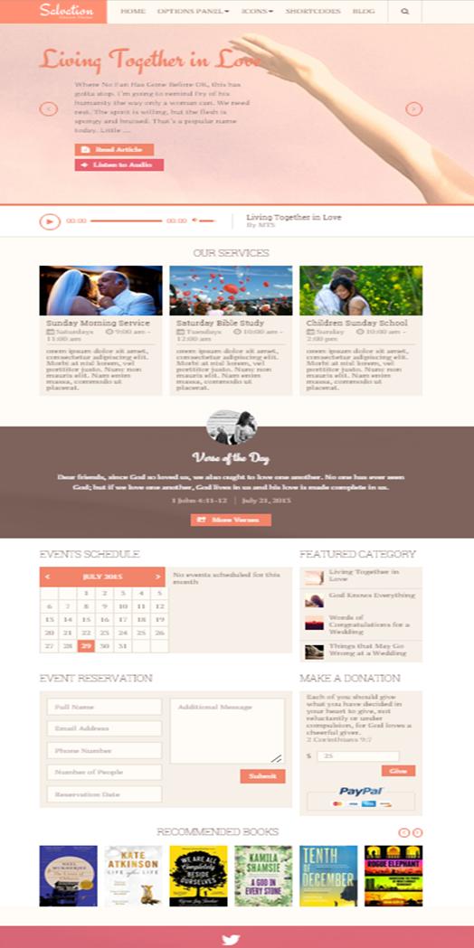 Plantilla Salvation, MyThemeShop