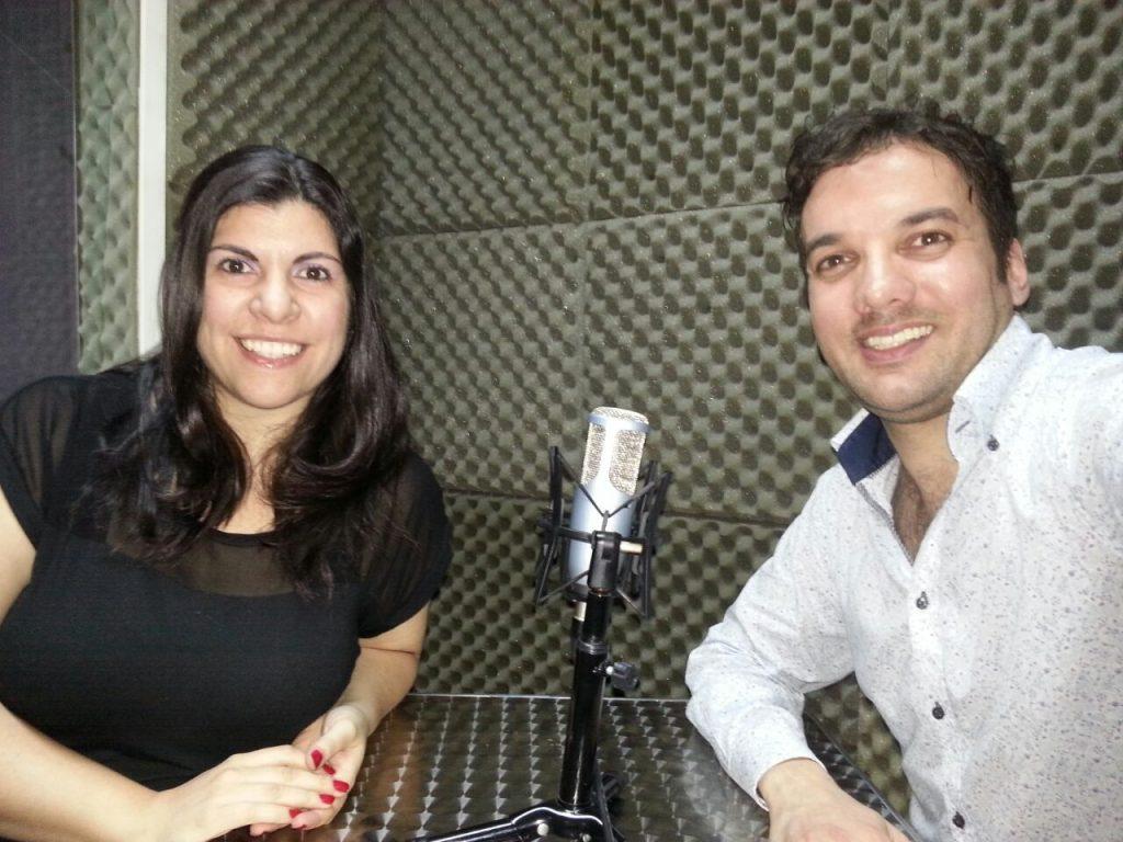 Negocios con más amor, podcast de comunicación. Marcelo Sánchez y Veronica Espindola